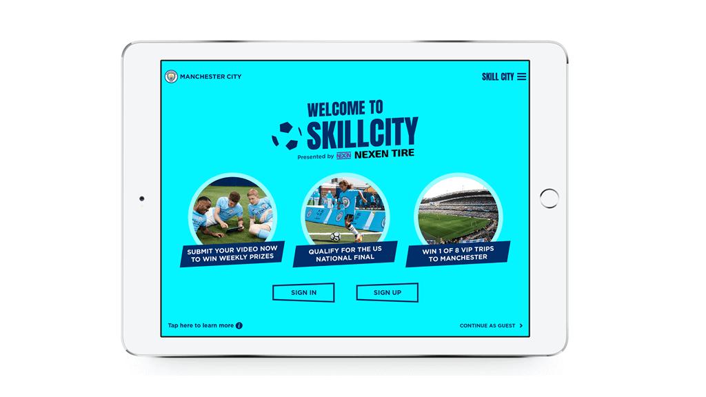 Skill City iPad App