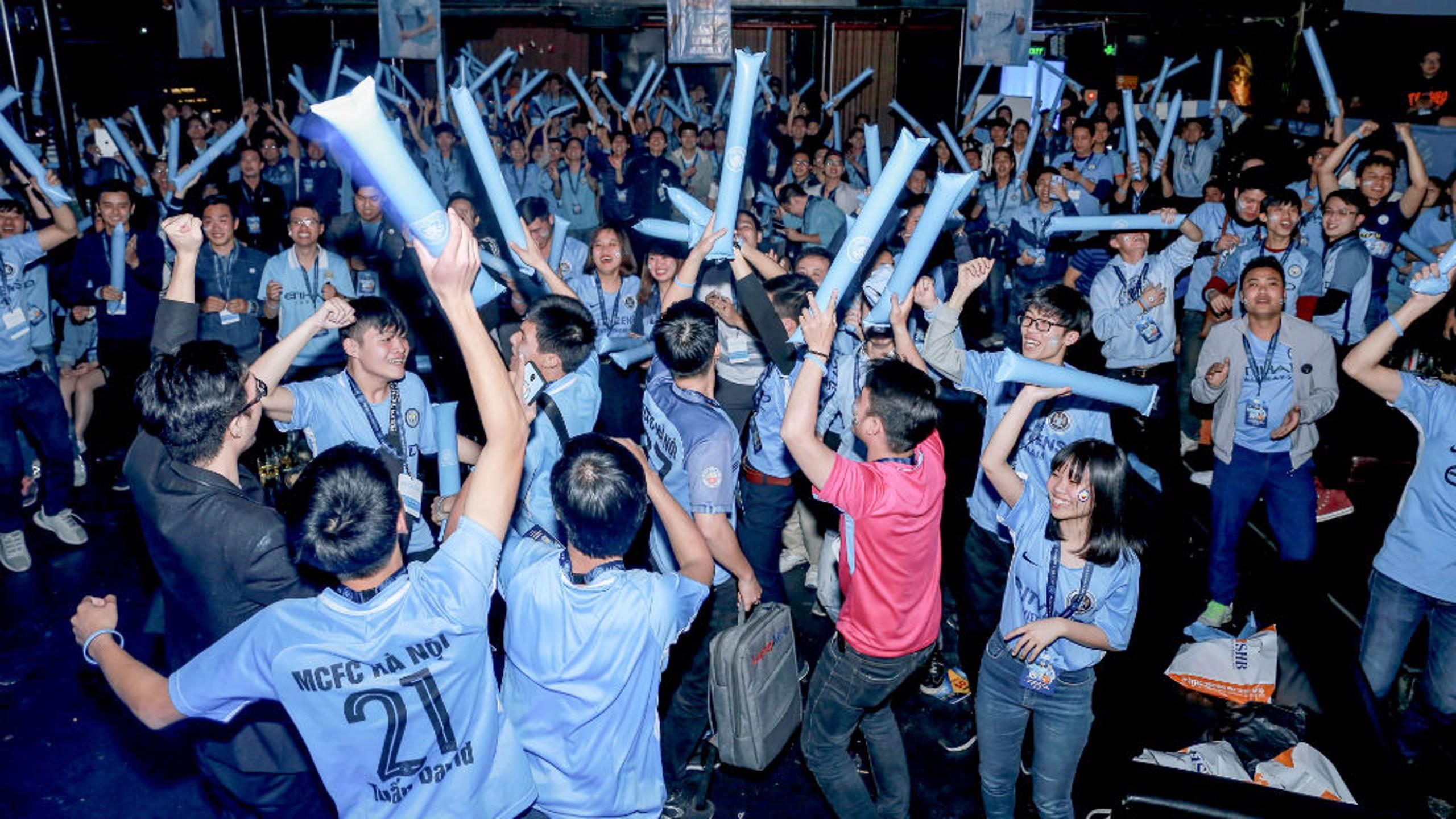 City host match-screening for Vietnamese fans