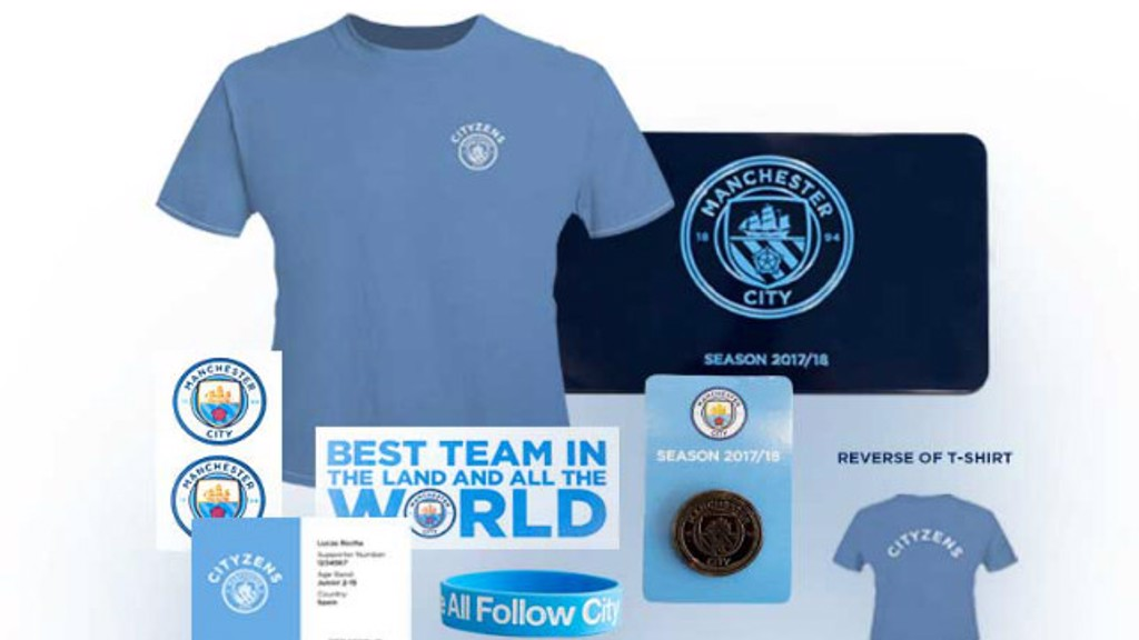 newest 9119c 272b0 Manchester City   Cityzens gift pack