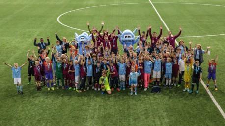 Junior Cityzens weekend football camp