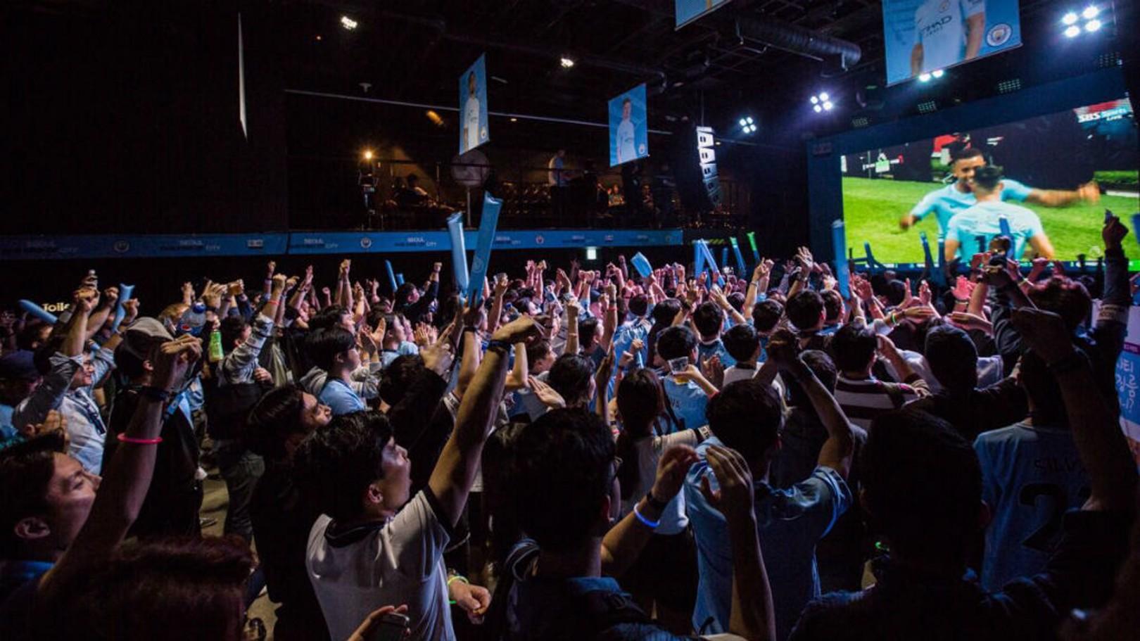 시티의 한국 첫 공식 팬 이벤트 현장