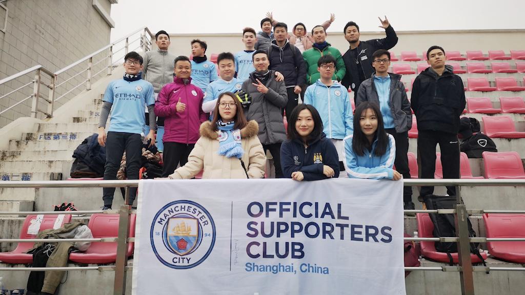 OSC dari Shanghai!