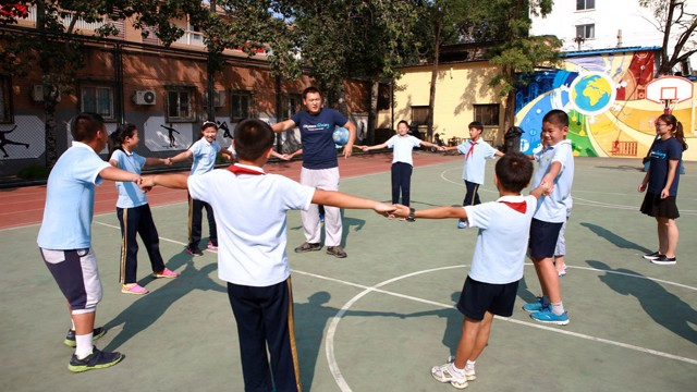 BEIJING: Unified Schools is using football to build friendships between children with and without intellectual disabilities.