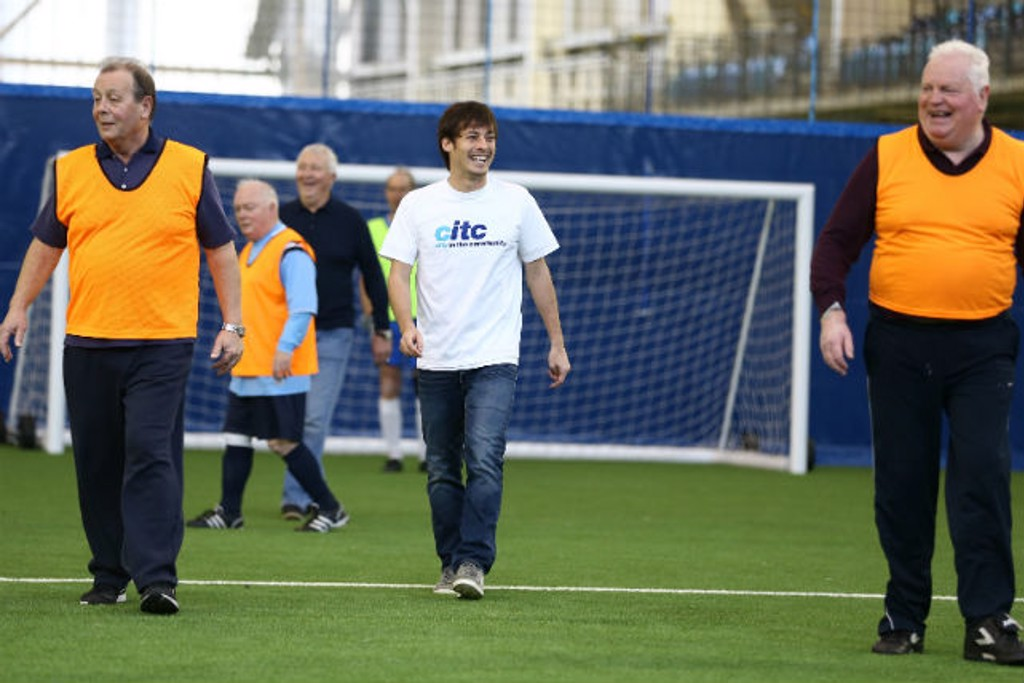 Walking football thriving for CITC