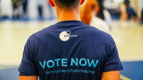 CITYZENS GIVING: Choose your cause.