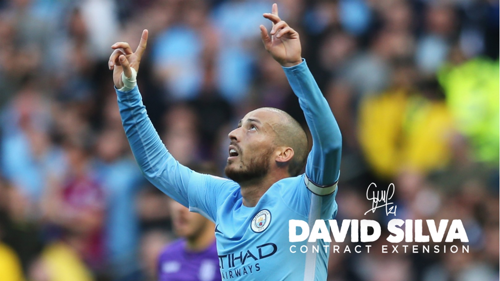 WRITER'S PANEL: City's journalists select their favourite David Silva moments...