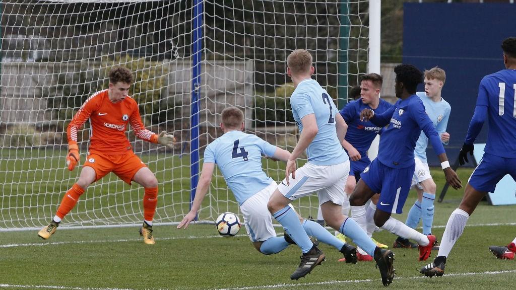 WINNERS: U16 Premier League Cup.