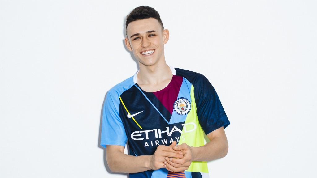 7fa8b3986 In focus  City s celebration mashup shirt - Manchester City FC