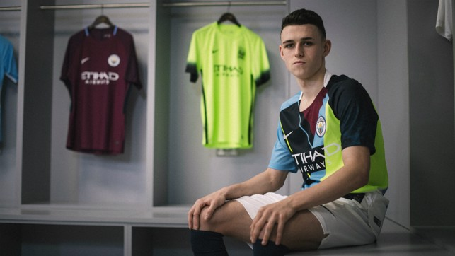 SITTING PRETTY: The Blues will sport the shirt ahead of Saturday's Premier League clash at Fulham