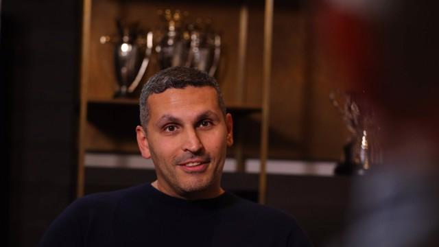 CHAIRMAN: Khaldoon Al Mubarak