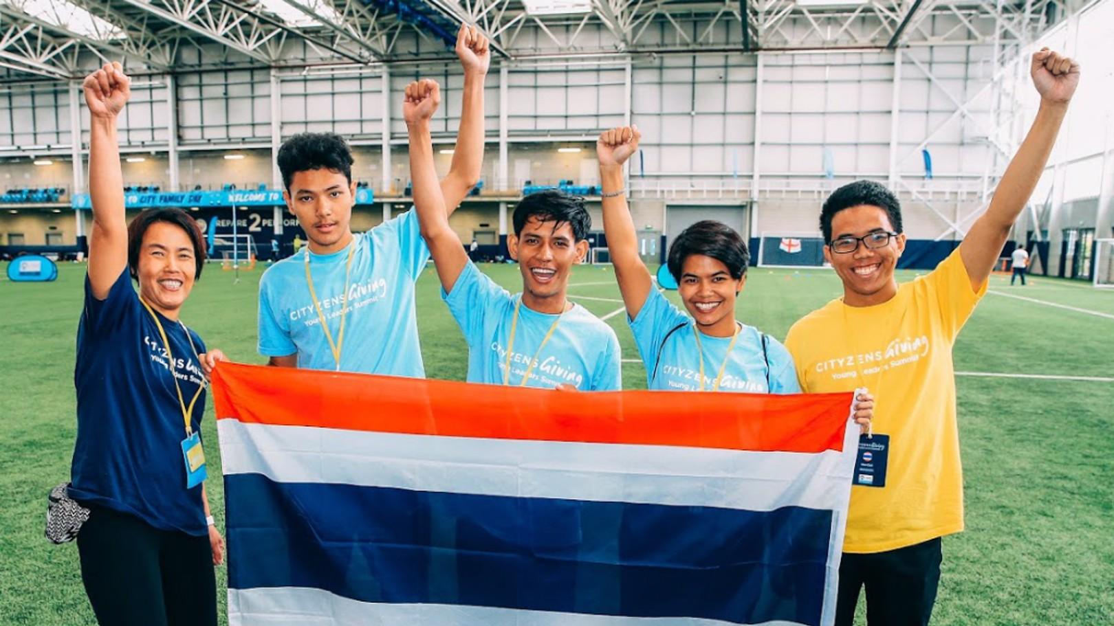 ถึงเวลาอำลา! ตัวแทนเยาวชนไทย ประทับใจกับการเข้าแคมพ์ติวเข้มเพื่อพัฒนาชุมชนที่ซิตี้ ฟุตบอล อะคาเดมี่
