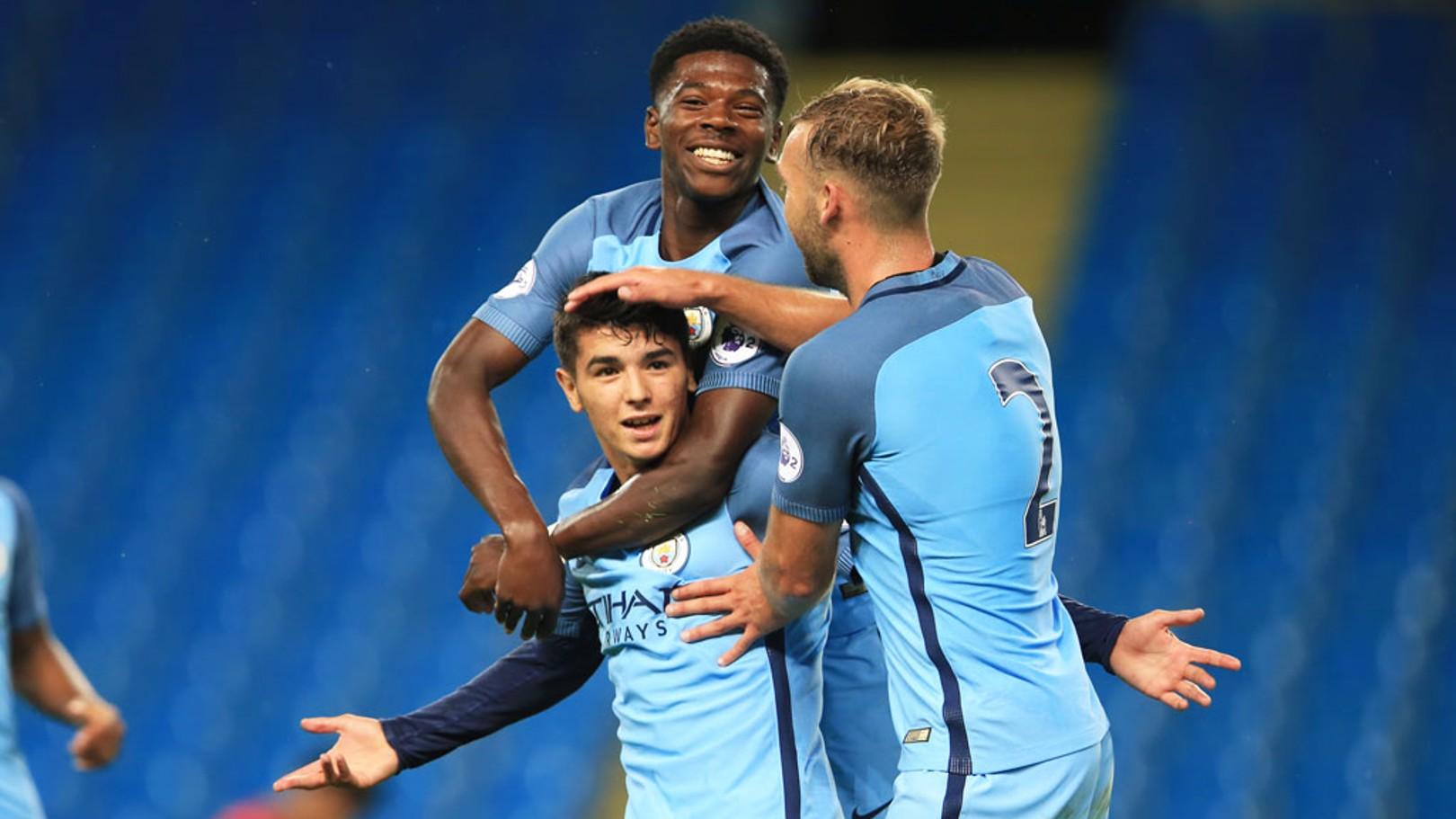 Everton v Man City PL2: Key battles