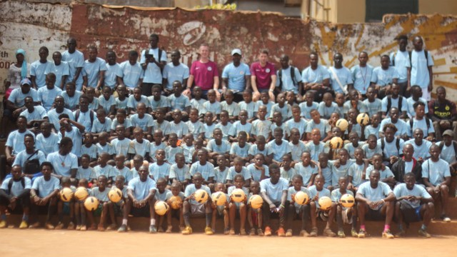 Cityzens Giving in Sierra Leone