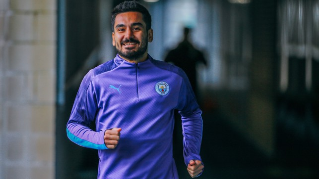 SILKY ILKAY: Heading out with a smile