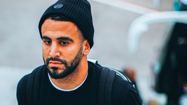 FOCUS TIME: Riyad Mahrez is a study in concentration