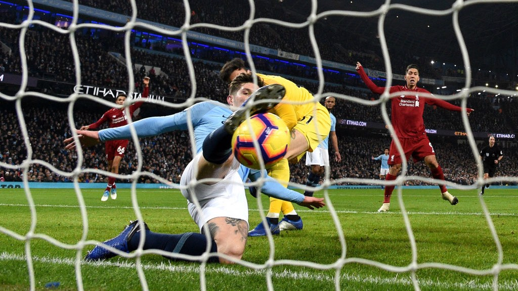 INCHES: What a moment!