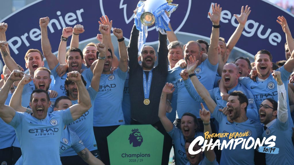 Manchester City eye four new signings to freshen up Premier League champions
