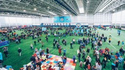 CFA The Fans Explore Facilities Here At City Football Academy
