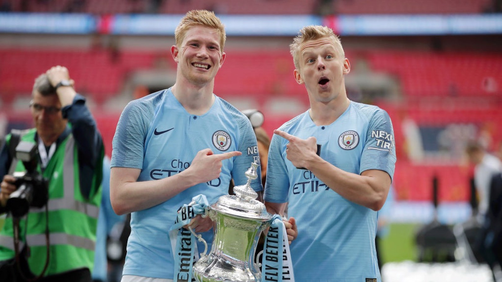 UEFA ACCOLADE: KDB's brilliance in 2019 has been recognised