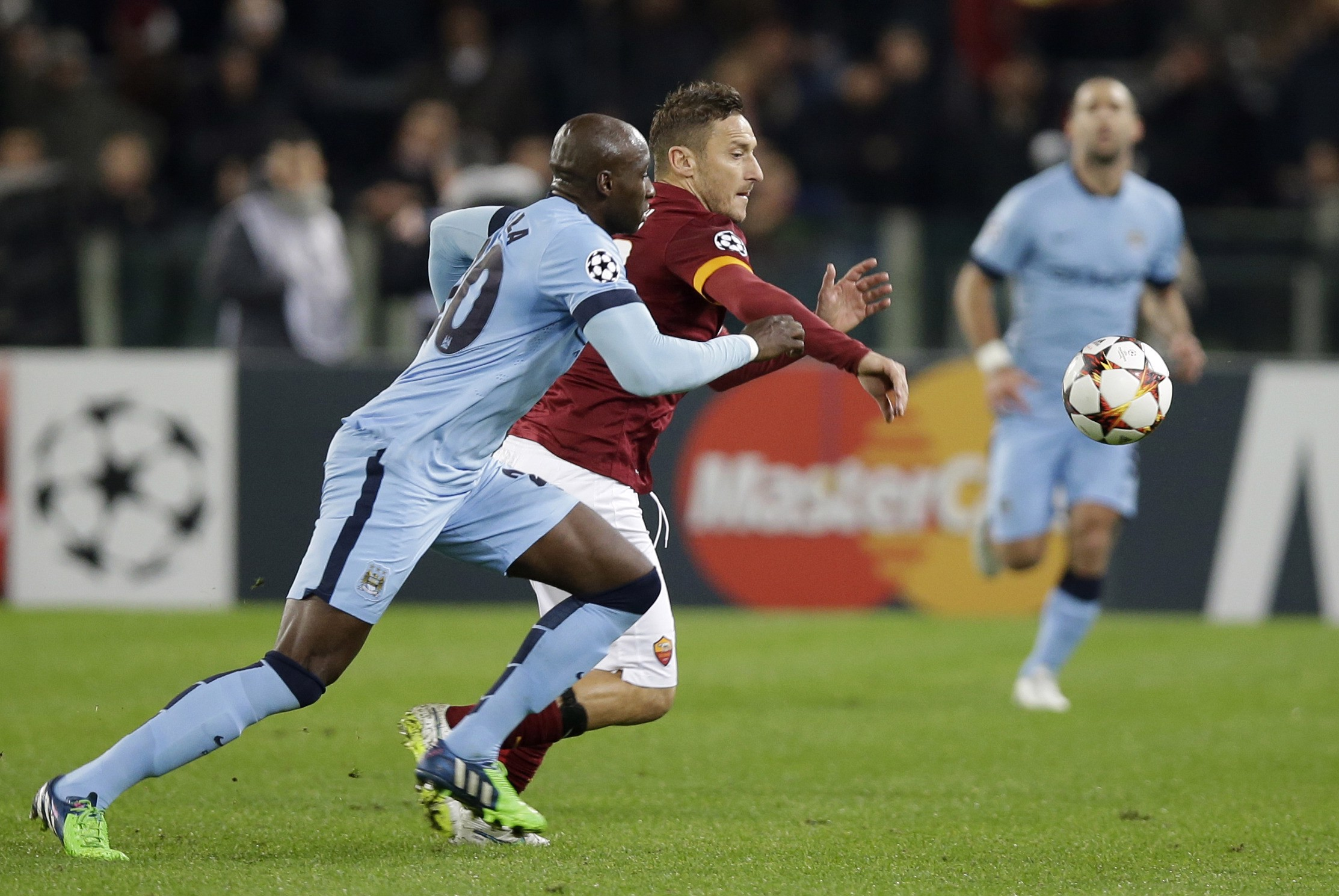Eliaquim Mangala Manchester City picture gallery