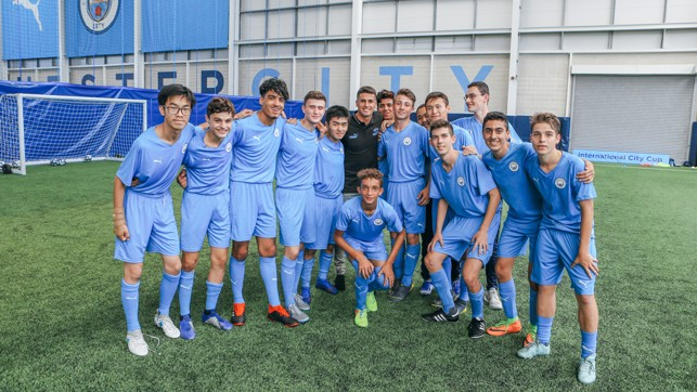 #TOGETHER: Boys in Blue