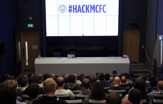 #HACKMCFC: Seminar session