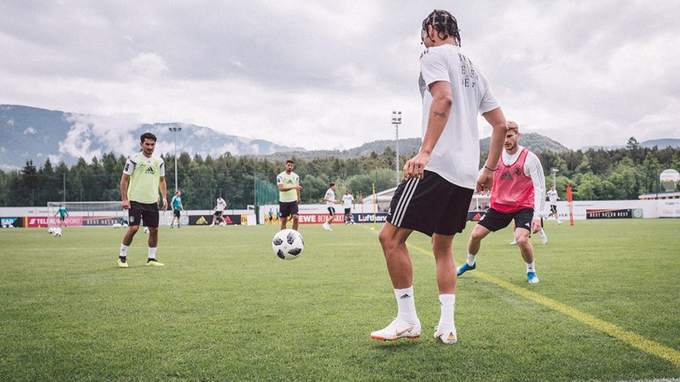 VIEW: Training with a view