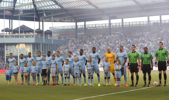 2014: Ready to face Sporting Kansas City!