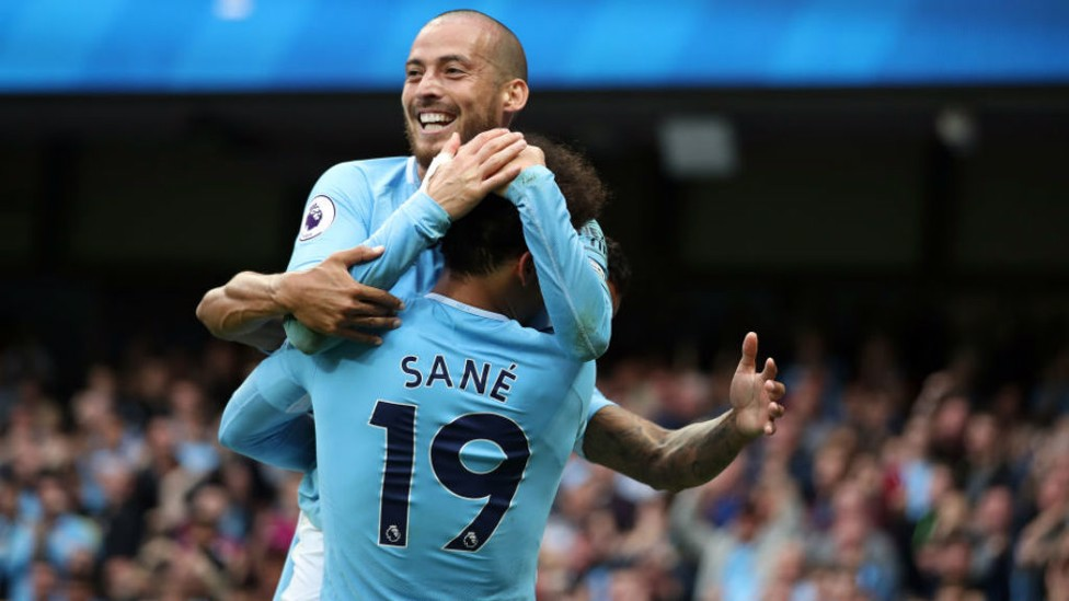 ASSISTS: Silva has been outstanding so far this season, and has been setting up goals for fun!