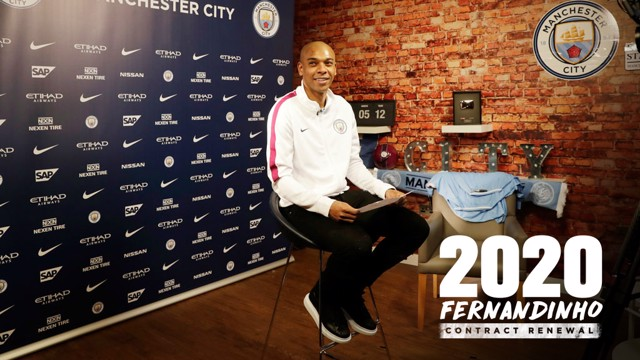 Q&A: Fernandinho answers questions from the fans
