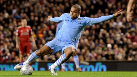 DE JONG: Nigel de Jong spent just over three seasons in a Blues jersey before moving to AC Milan in 2012 and has 81 Holland caps under his belt.