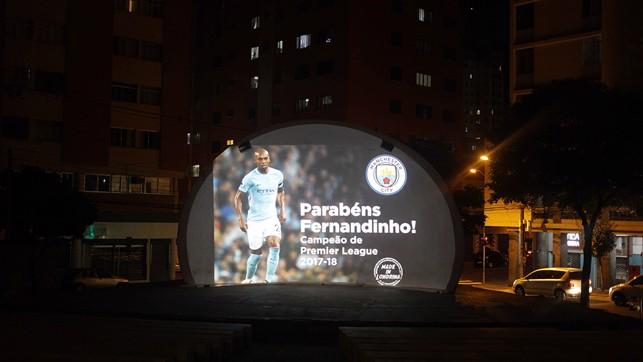 FERNANDINHO: Londrina, Brazil