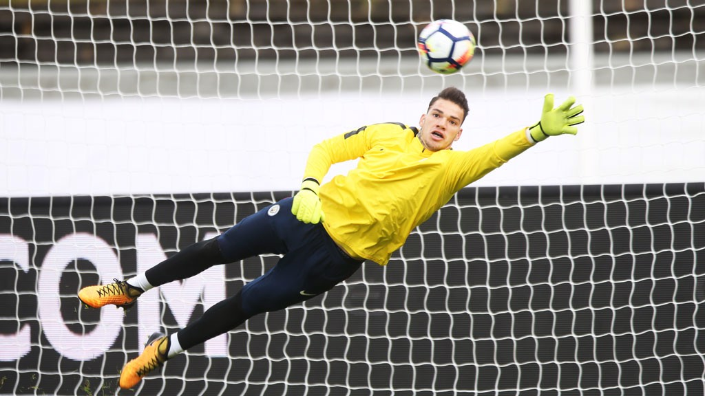 Image result for ederson save