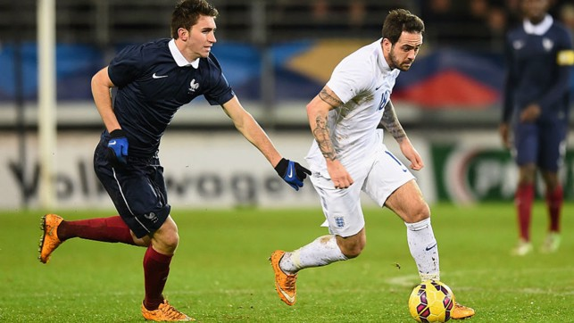 LEADER: Born in Agen, France, Laporte has captained Les Bleus from U17-U21 level, but is yet to make his senior debut.