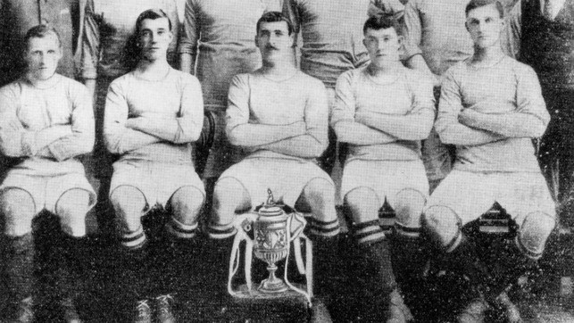 1904: Our FA Cup win over 100 years ago!