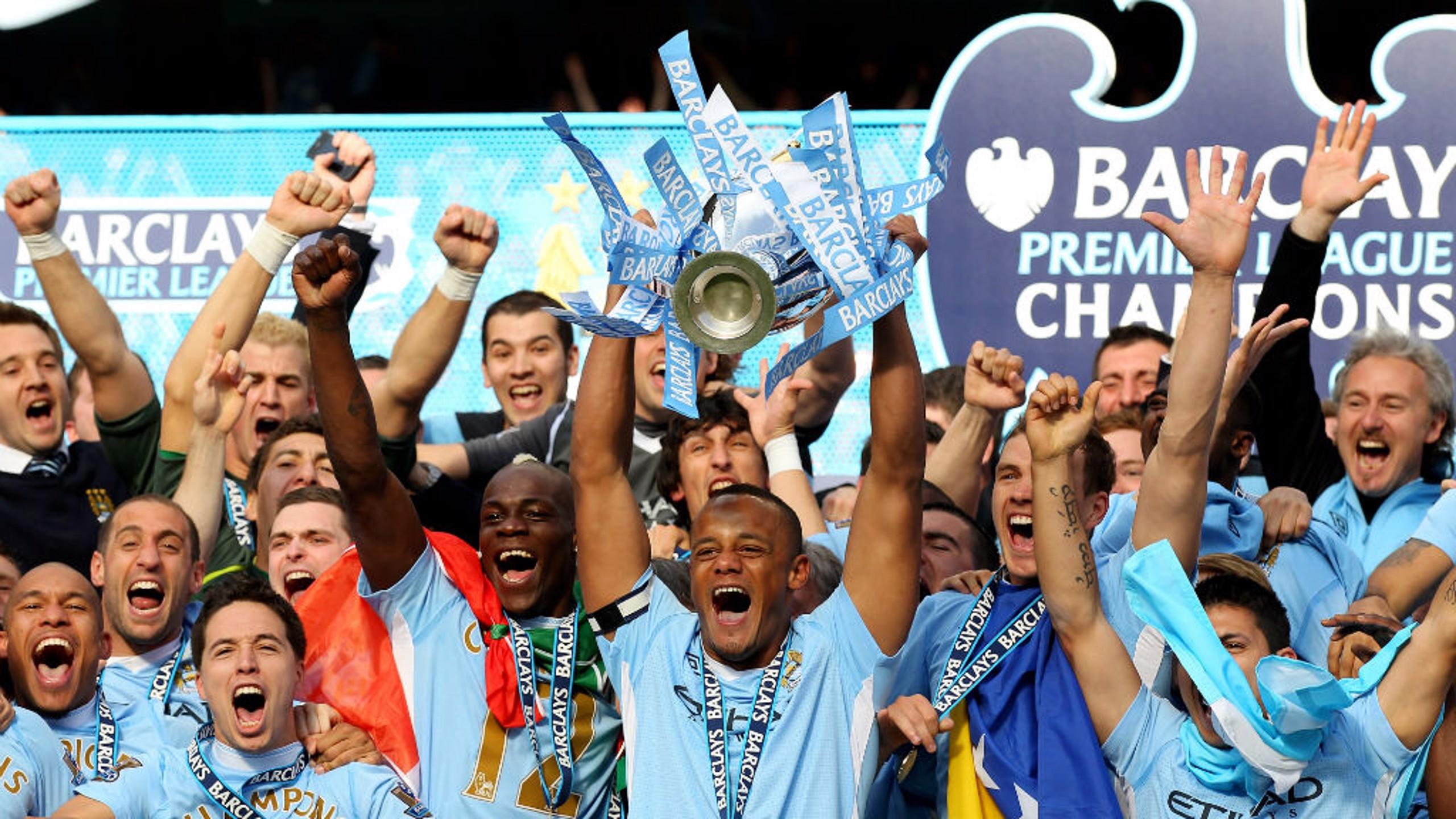 2012: Siapa yang bisa melupakan kemenangan dramatis gelar Premier League ini?!
