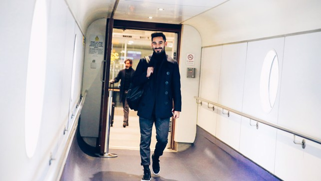ILKAY GUNDOGAN: Looking good, Gundo