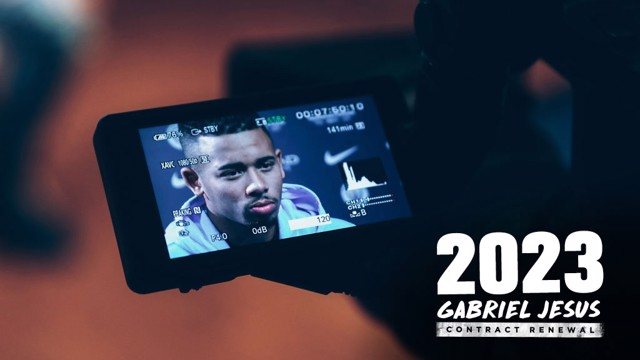 IN FOCUS: Gabriel Jesus