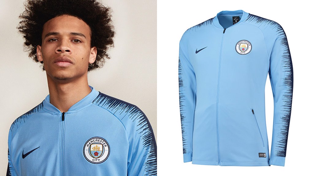 new arrival 2f694 fc65a Gear: Look slick in City kit - Manchester City FC
