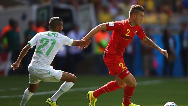 NATIONAL: Mahrez is the fourth Algerian to play for City, after Ali Benarbia, Djamel Belmadi and Karim Kerkar!