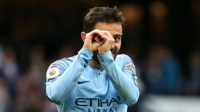 I SPY: Yet more success on the horizon for the brilliant Portuguese midfielder
