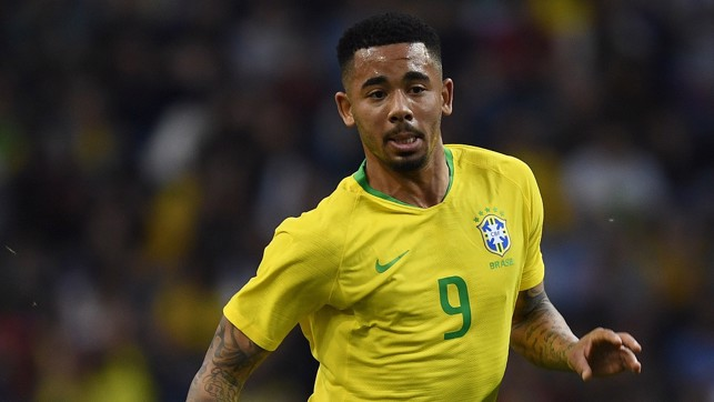 ACTION MAN: Gabriel Jesus v Panama - the game ended 1-1