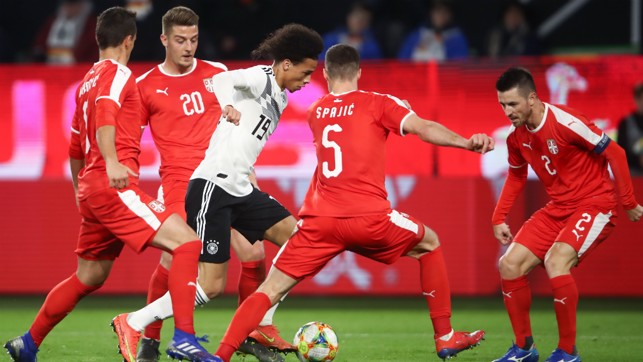 UNTOUCHABLE: Leroy Sane plots his escape