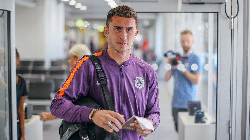 CHAMPIONS LEAGUE: Laporte is ready for the challenge.