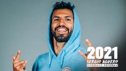 PLENTY MORE TO COME: Sergio Aguero