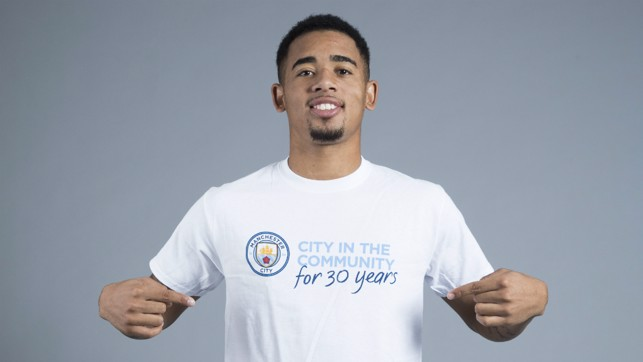 COMMUNITY: Proud to be becoming involved with City in the Community