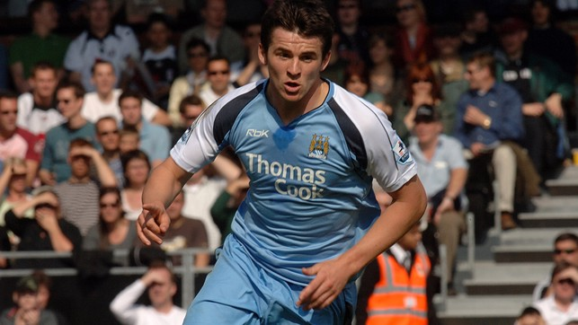 JOEY BARTON: 2006/07 - 6 Goals