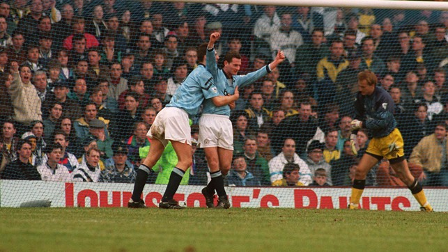MIKE SHERON: 1993/94 - 6 Goals
