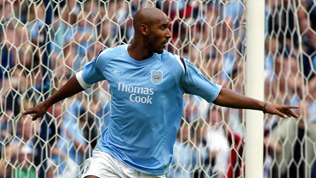 NICOLAS ANELKA: 2002/03 and 2003/04 - 14 Goals and 17 Goals