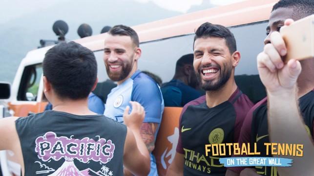 WINK: Our boy, Sergio!
